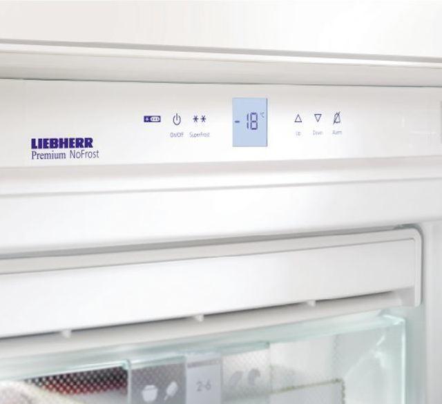 ᐅ Liebherr Einbau-Gefrierschrank SIGN 3566 Premium NoFrost