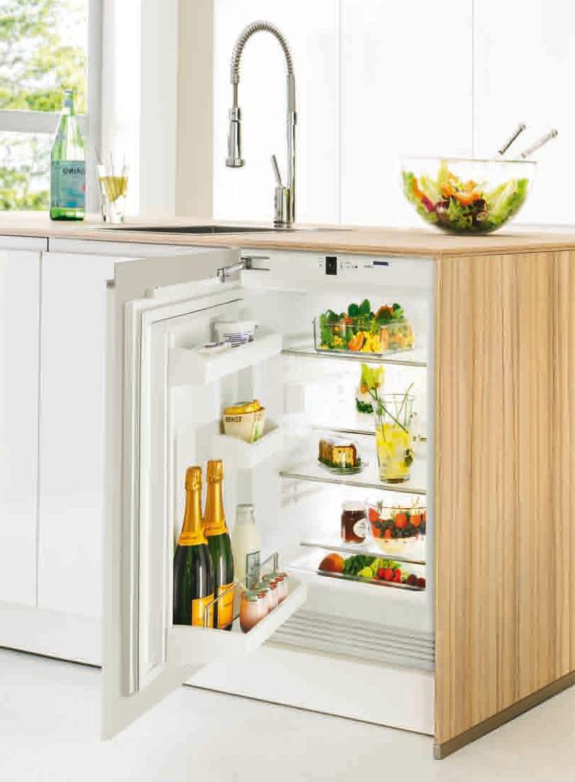 Liebherr unterbau kuhlschrank uik 1424 comfort for Liebherr kühlschrank einbauger t